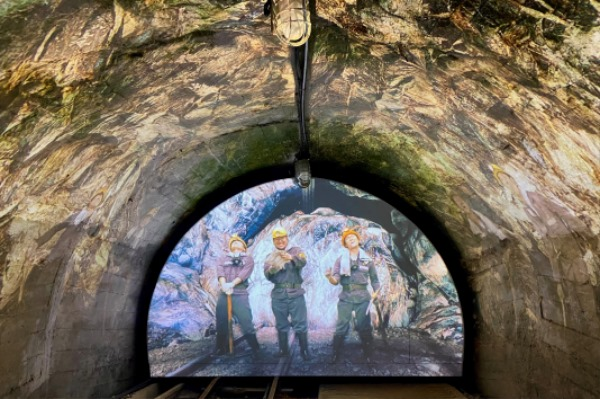 0209 1. 관광진흥과 - 문경석탄박물관에 광부가 돌아왔다 (4) 꿈을캐러가는길3.jpg