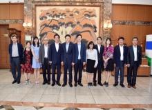 [문경]베트남 기자단, 한국기자협회 초청으로 '문경' 방문