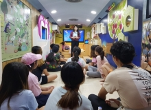 [문경] 문경시 드림스타트 성폭력 예방교육 실시