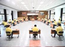 [문경]2022년 국가투자예산 확보 보고회 개최