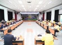 [문경]문경역세권 도시개발사업용역 개발계획 중간보고회 개최